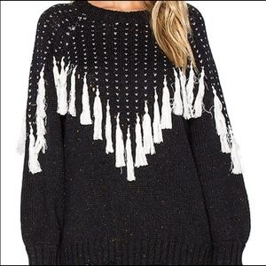 Wildfox Tassel Sweater